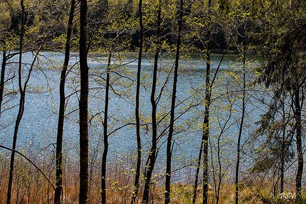 Голубые озера — вторая часть