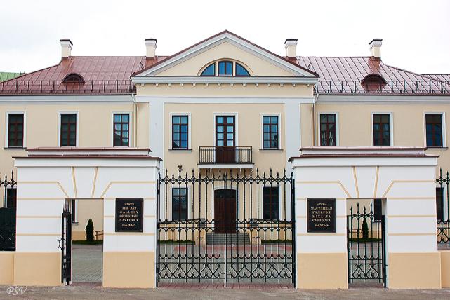 Дворец Пшездецких