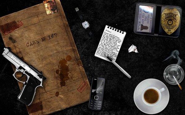Кино — детективы