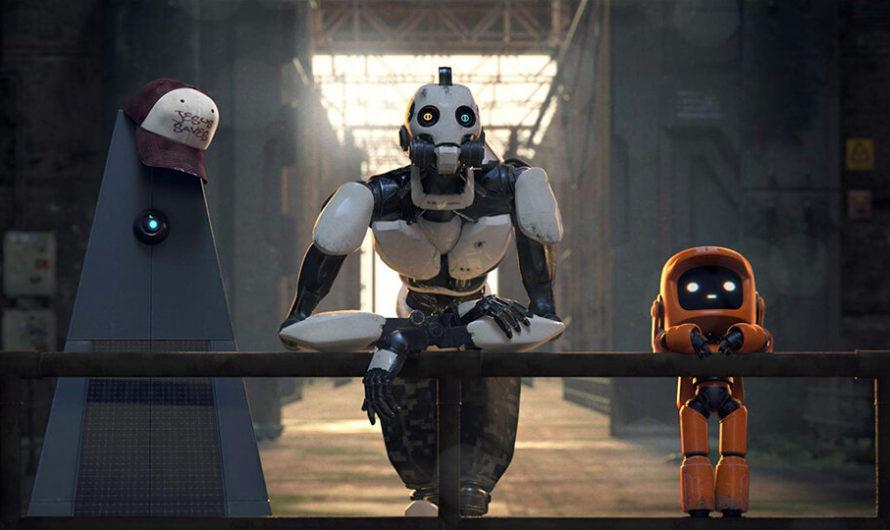 Сериал «Любовь, смерть и роботы»