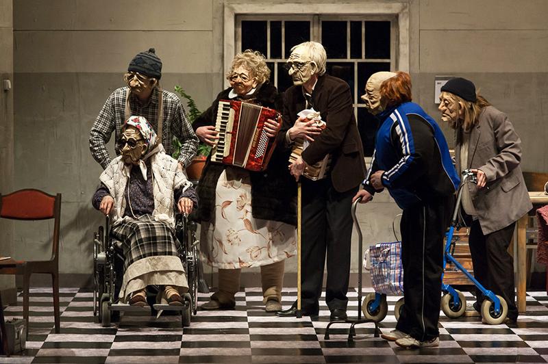 Спектакль «Пансион «Belvedere»